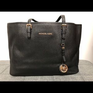 Michael Kors large tote with laptop compartment